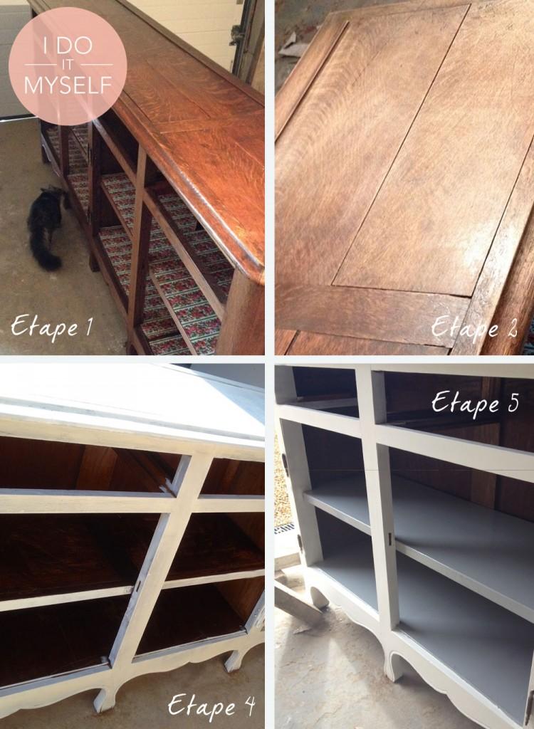 DIY : Rajeunir un meuble