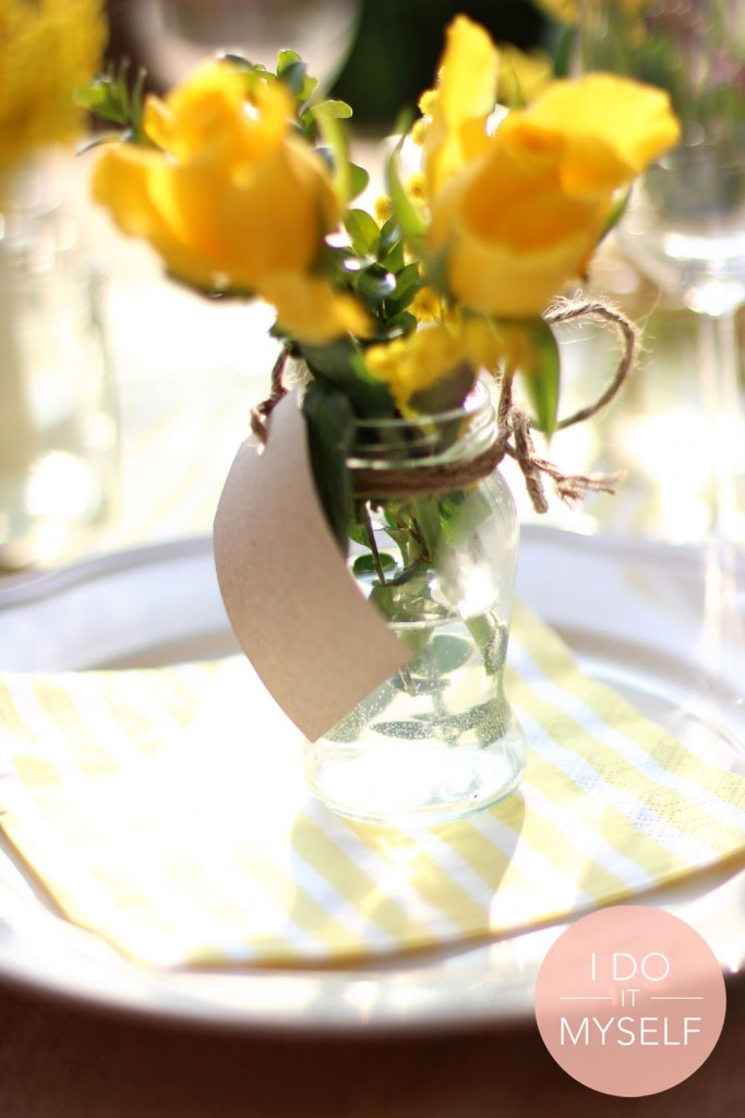 Table festive