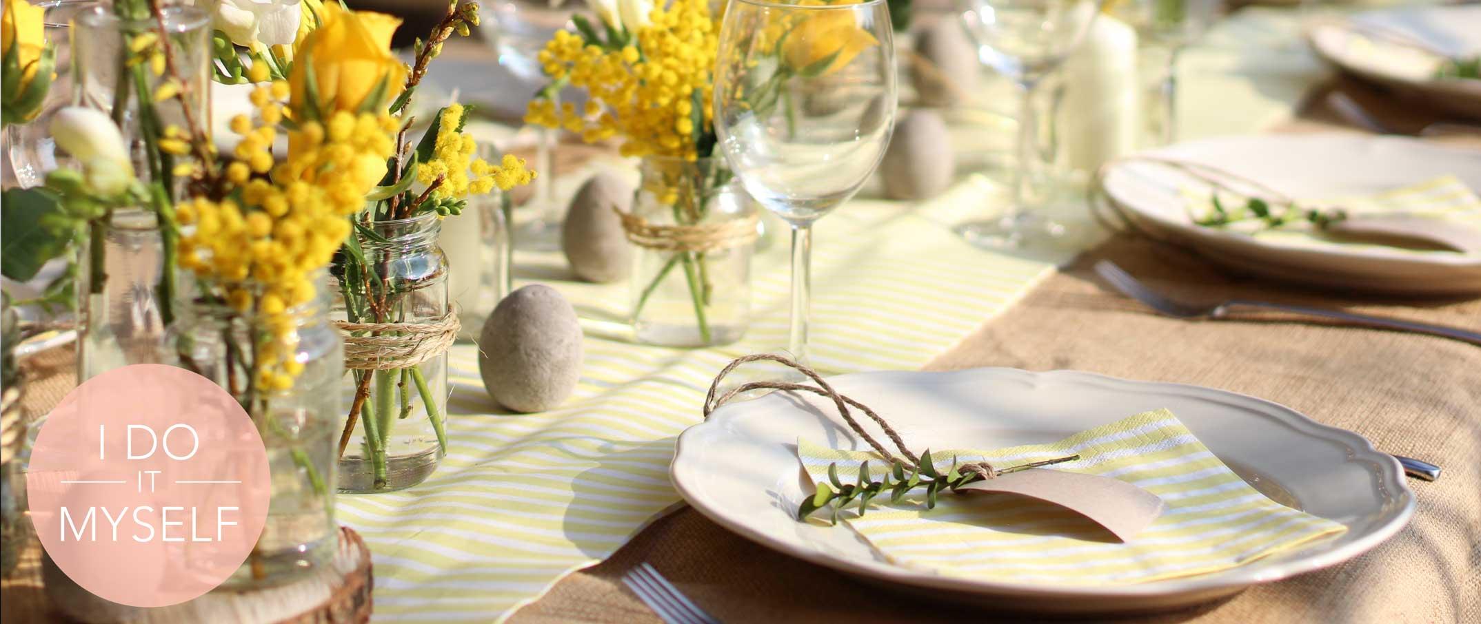 DIY 15 : Table de Pâques