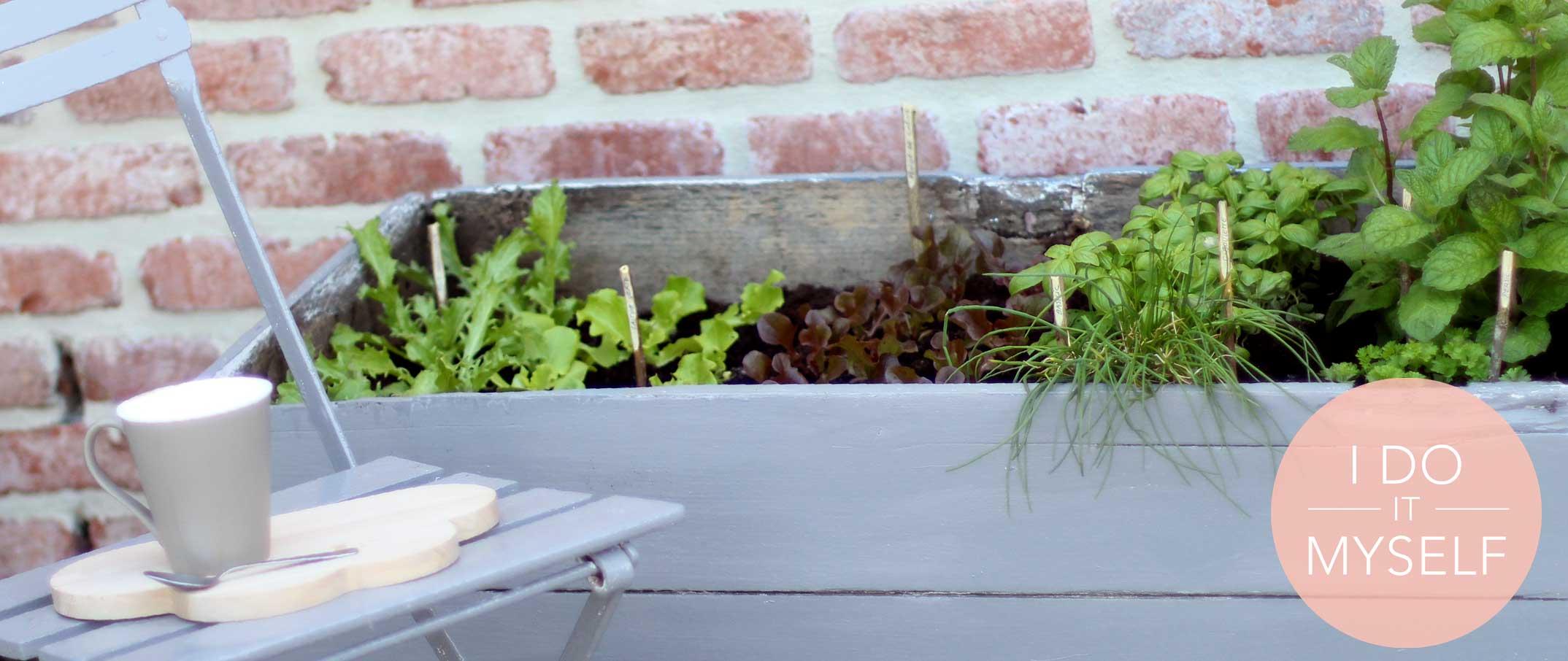 DIY 20 : La jardinière