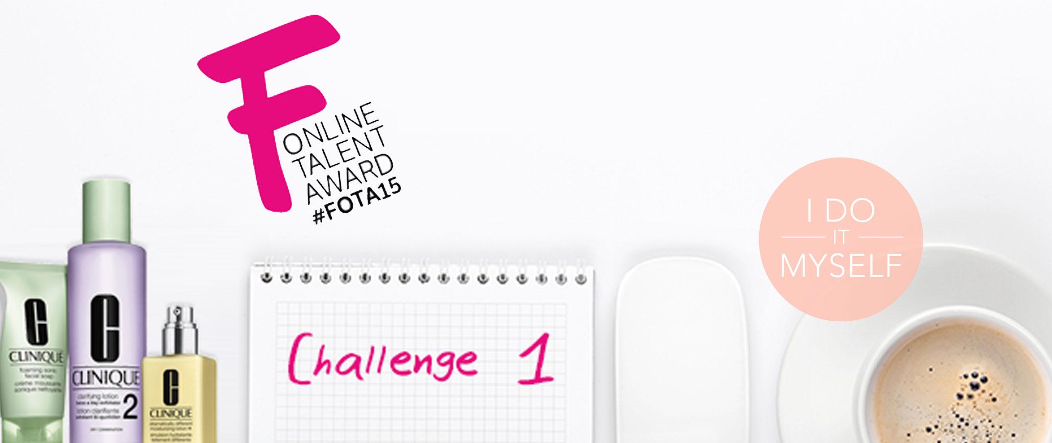 Flair Online Talent Award 2015 – Challenge 1