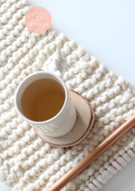 DIY wool