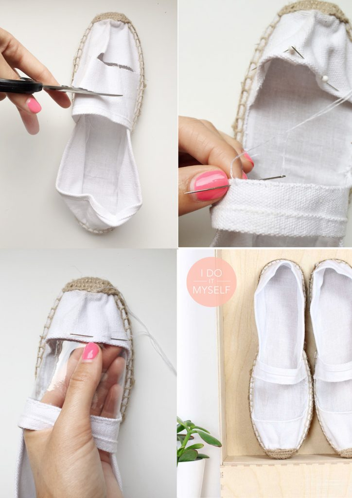 shoes do it yourself