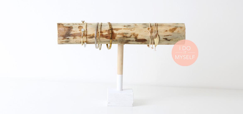 DIY 37 – Porte bracelet