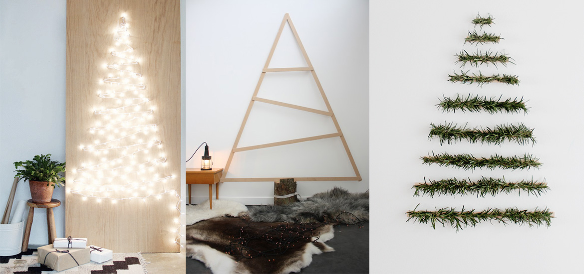 Inspiration – Sapin de Noël alternatif