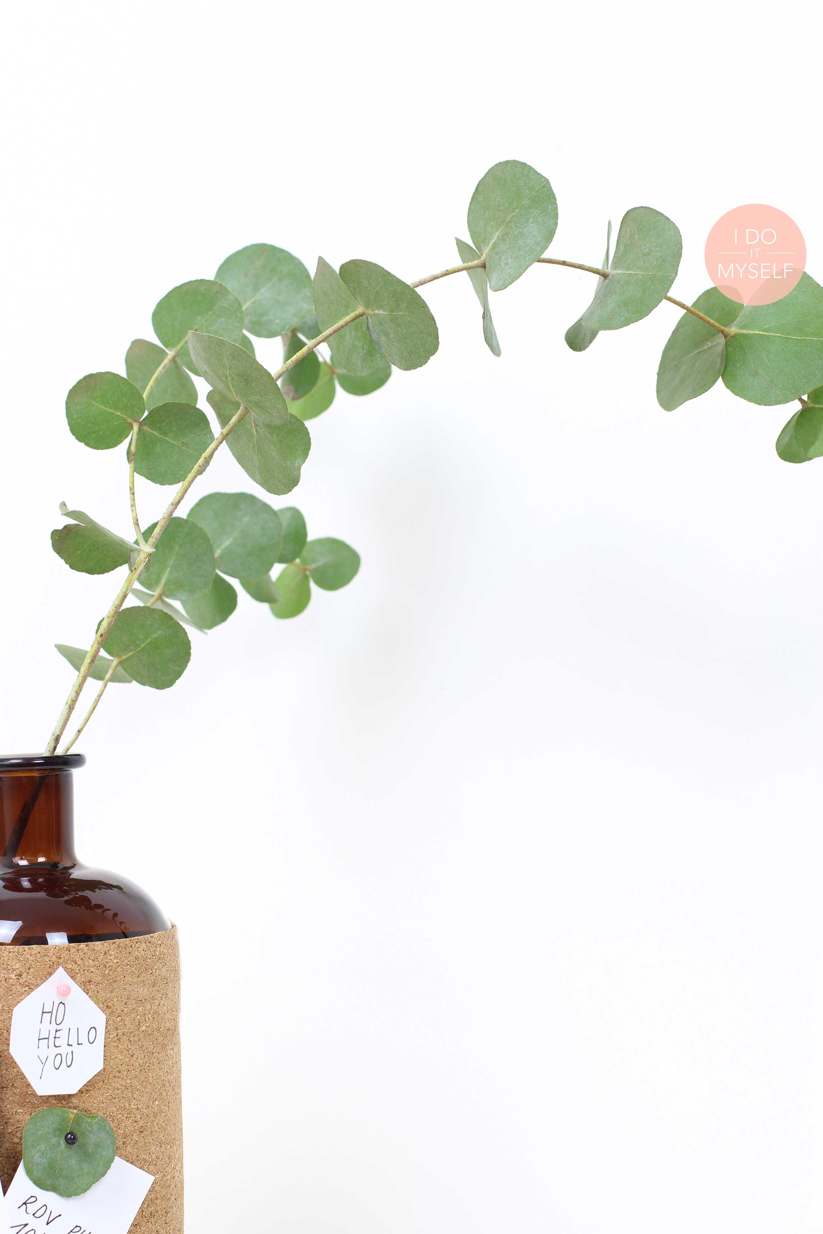 Tutoriel vase et porte document