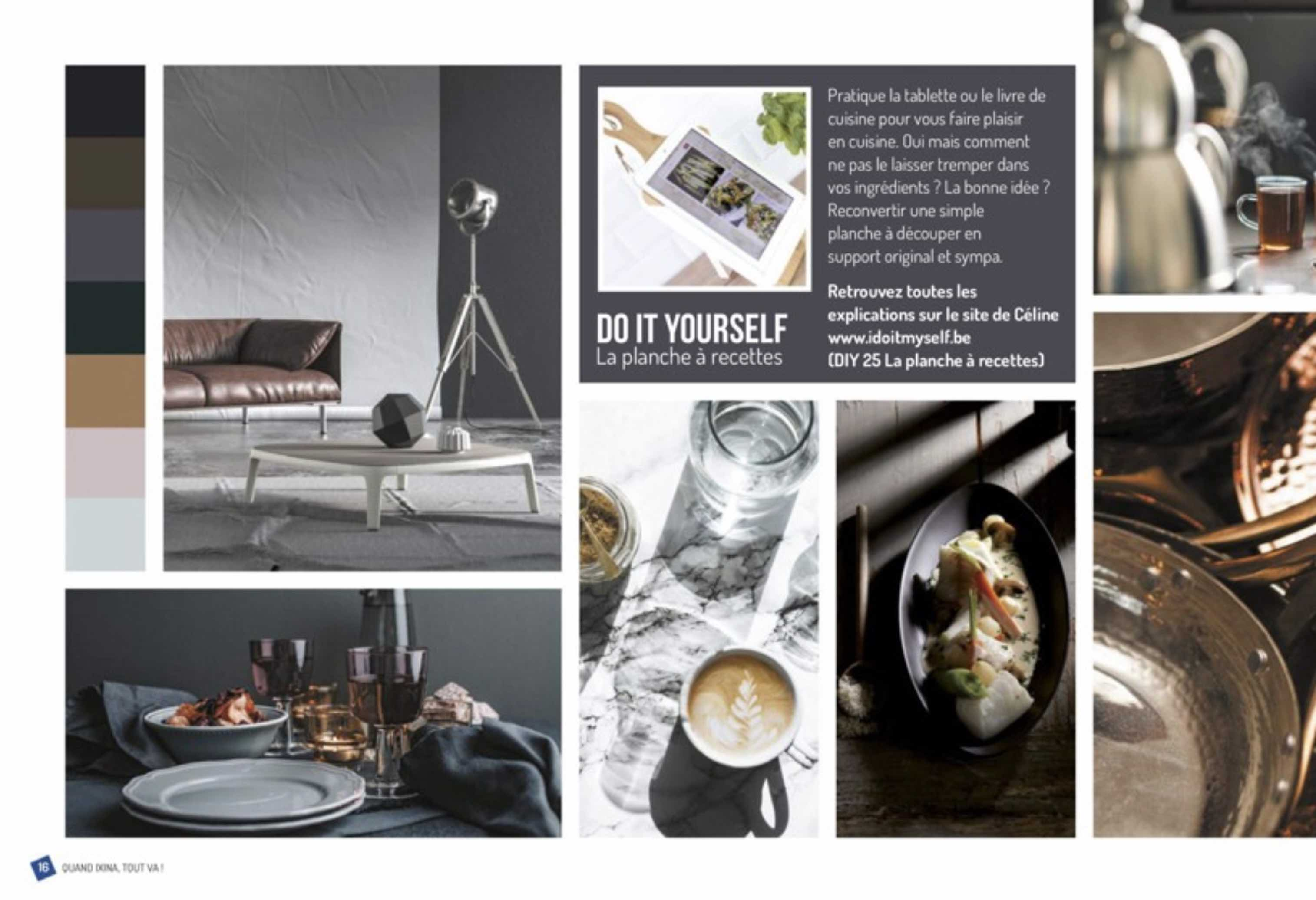 publications presse i do it myself. Black Bedroom Furniture Sets. Home Design Ideas