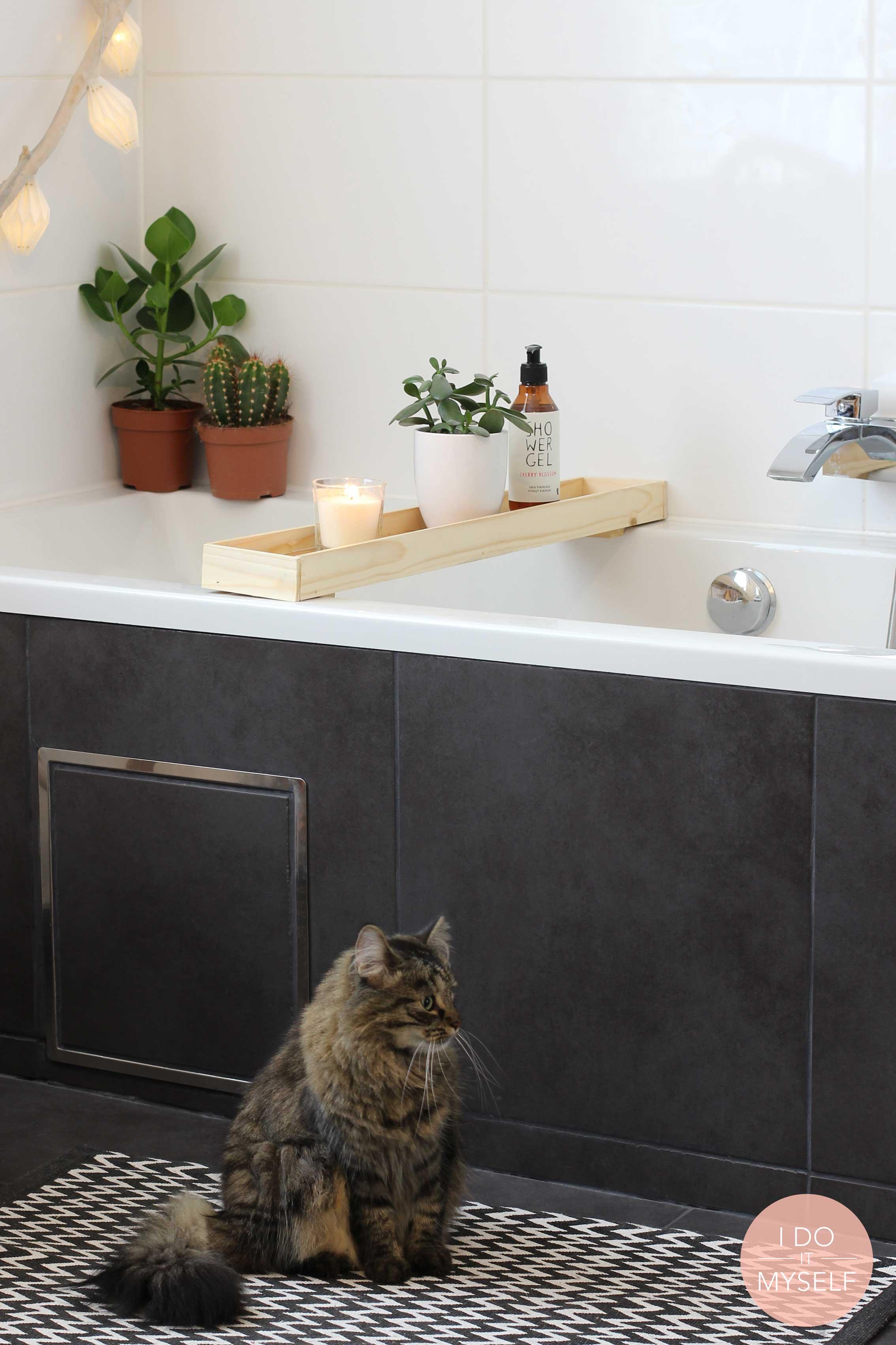 Salle de bain DIY