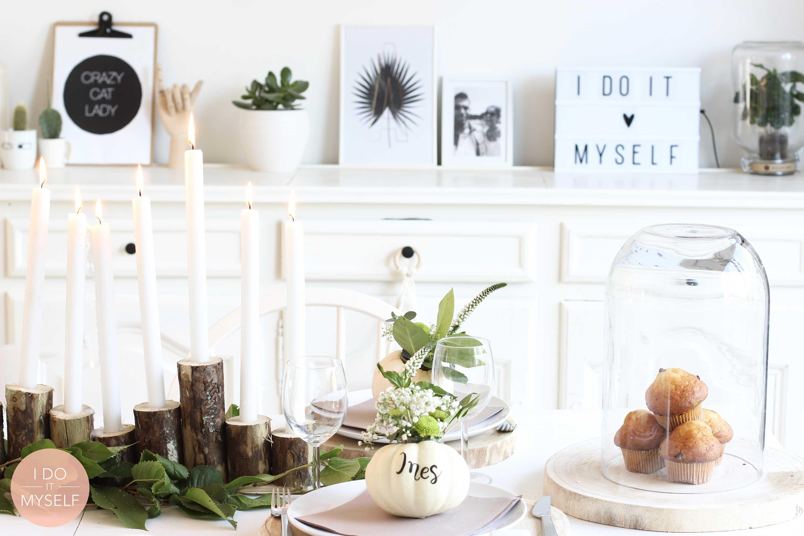 Table bois DIY