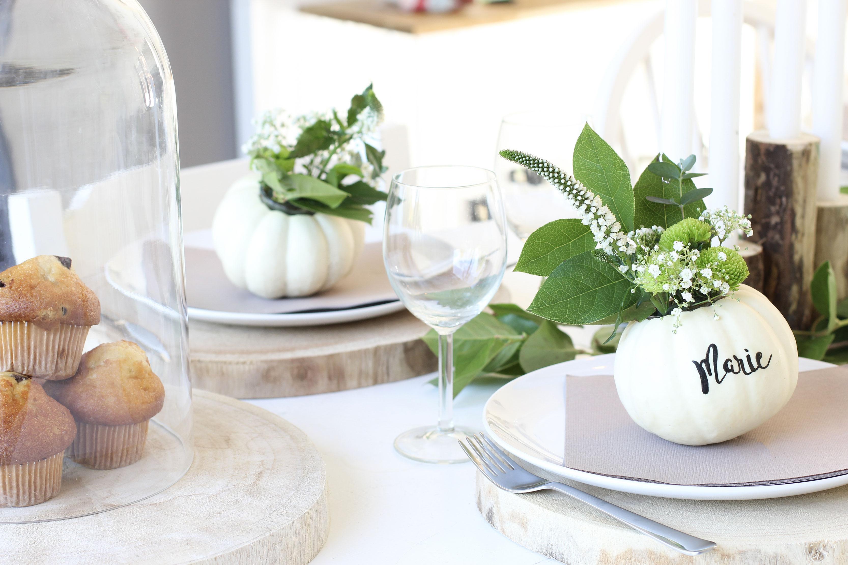 Idée decoration table