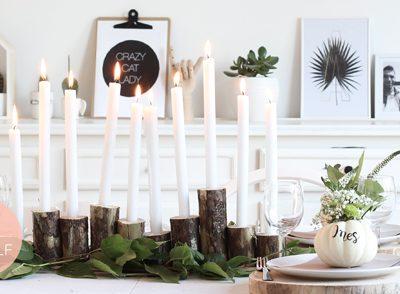 DIY 69 – Table automne – Halloween