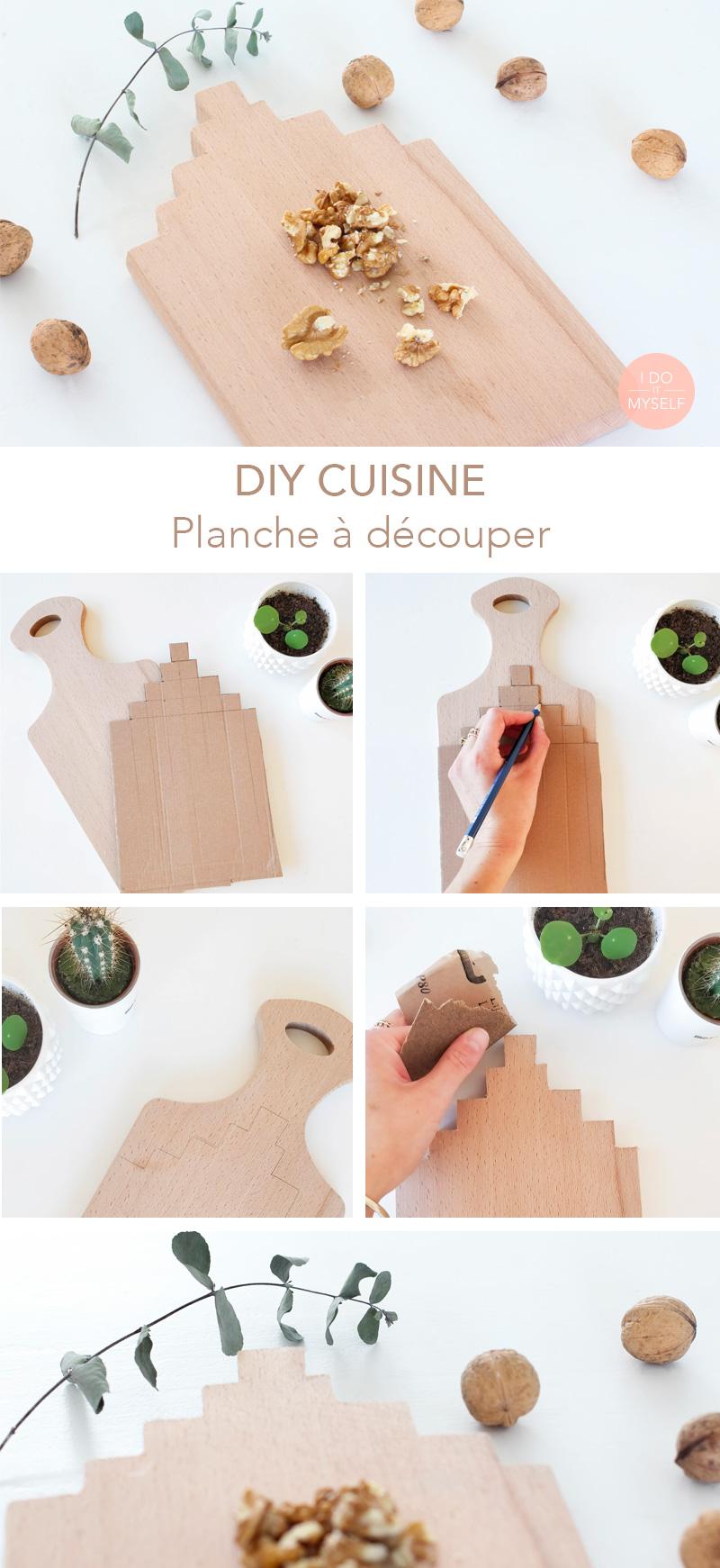 DIY bois cuisine
