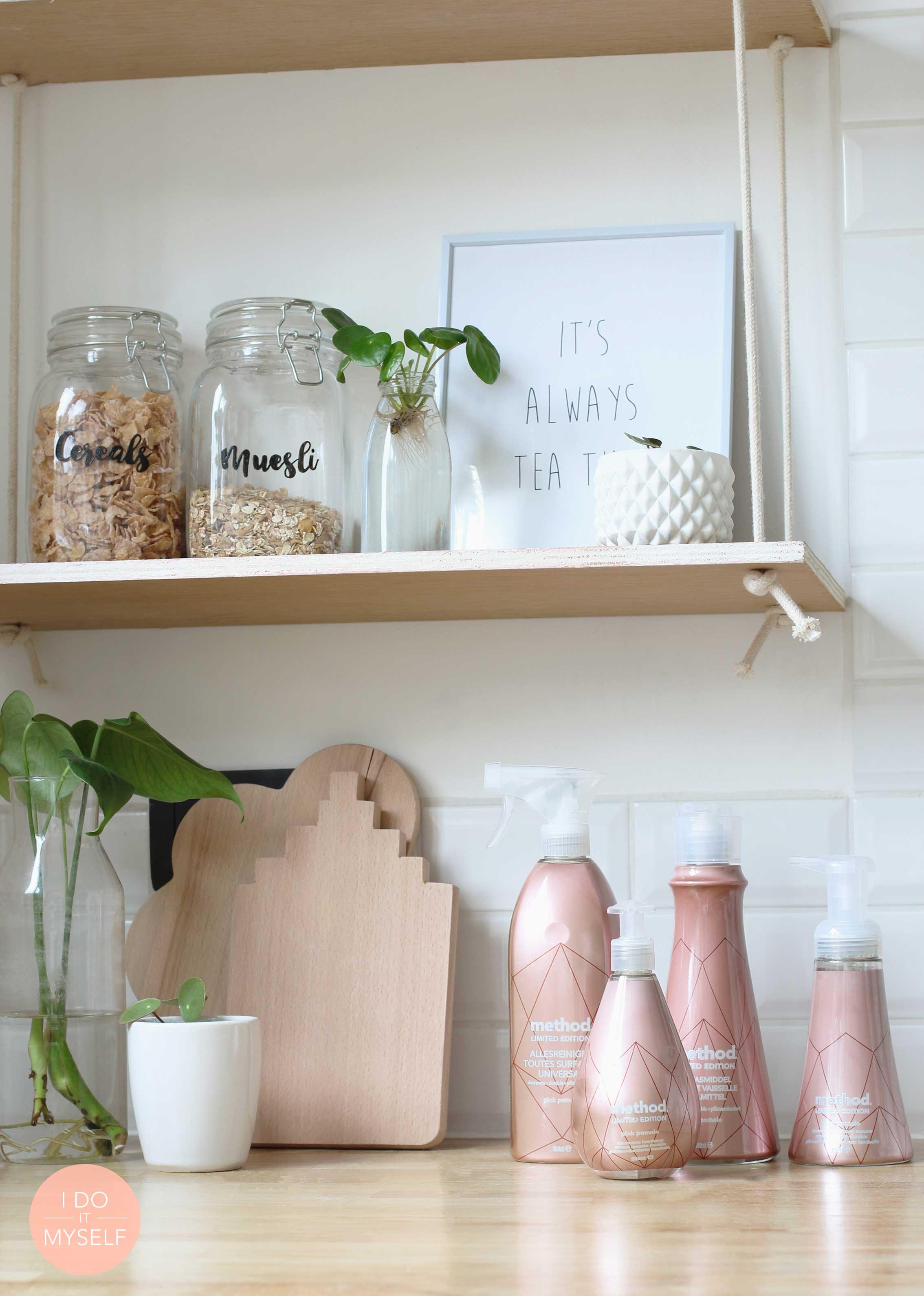Inspiration : articles déco rose gold pour une cuisine design - I do ...